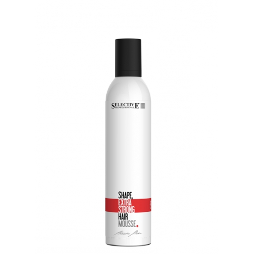 MOUSSE SHAPE EXTRA STRONG 400 ML - SELECTIVE PROFESSIONAL