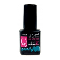 SMALTO GEL QUICK BLU SEE 8 ML