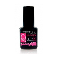 SMALTO GEL QUICK FUXIA FLUO ML