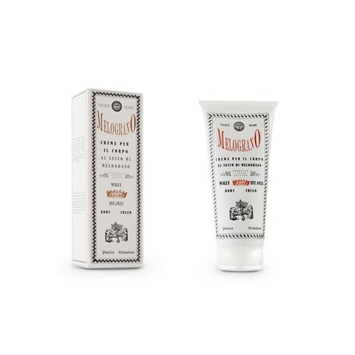 Crema Corpo Melograno - 200 ml - Wally Cosmetici