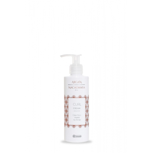 ARGAN & MACADAMIA CURL CREAM 200 ML - BIACRE'