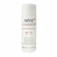 Lozione delicata analcolica-Dermo Toning Lotion- Couperoll- 200 ml - Arval