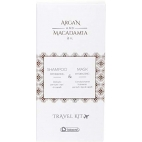 Argan & MAcadamia Travel Kit - Shampoo Hydrating 100 ml + Mask Hyudrating 100 ml- Biacrè