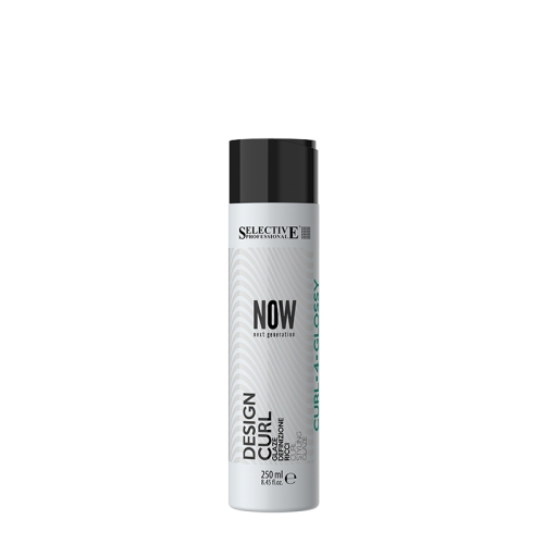 DESIGN CURL GLAZE NOW 250 ML - SELECTIVE PROFESSIONAL