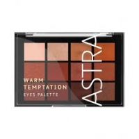 Warm Temptation Eye Palette - Ombretto - 02 - Astra Make up