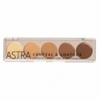 Palette Correttori e Contouring - 5 Colorazioni - Astra Make Up