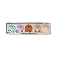 Palette Correttori Cromatici - Color Concealer - 5 correttori - Astra Make Up